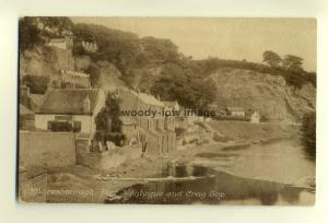 tp6955 - Yorkshire - Fort Montaque and Crag Top, in Knaresborough -  Postcard