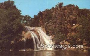Turner Falls Park Davis OK Unused