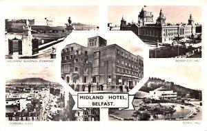 Midland Hotel Belfast Ireland 1960