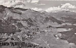 Switzerland Davos mit Parsennbahn Photo