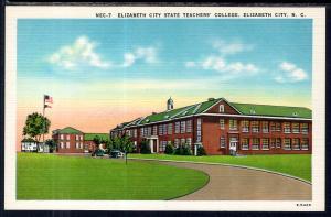 Elizabeth City State Teachers College,Elizabeth City,NC