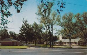 Hampton Park Motel, Camden, SC 1940-60s