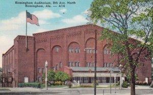 BIRMINGHAM , Alabama , PU-1956 ; Auditorium