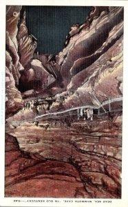 Kentucky Mammoth Cave Dead Sea
