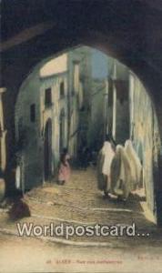 Alger Republic of Yemen Rue des Janissaires Alger Rue des Janissaires