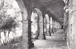 RP, Archs, Mission San Juan Capistrano, Southern CALIFORNIA, 1930-1950s