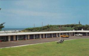 Exterior,Deane's Oceanside Lodge,Waldport,Oregon,40-60s