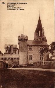 CPA Chateau de Marouatte - Lou Diable (367028)