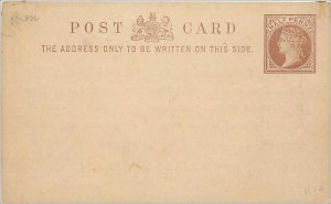 Entier Postal Stationery 1 / 2p