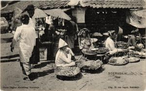 INDONESIA PC DUTCH INDIES Soerabaja Java. Passar (a1522)
