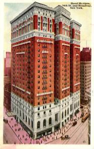 New York City Hotel McAlpin