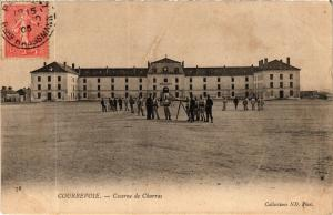 CPA COURBEVOIE Caserne de Charras (412752)