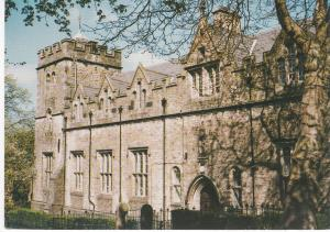 Post Card Lancashire Lancaster Royal Grammar School