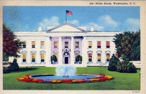 [ Linen ] US Washington, D.C. - The White House