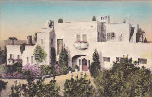Former Home Of Mr Herbert C Hoover Stanford University Stanford California Ha...