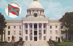 Alabama Montgomery Alabamas State Capitol