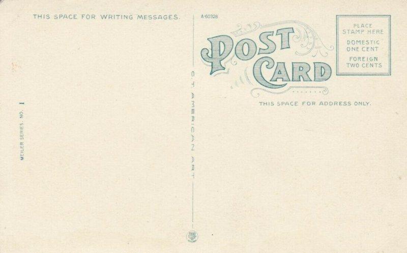 DAYTON, Ohio, 1900-10s; Post Office