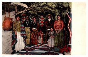 New Mexico Albuquerque    Navaho Indian group