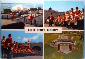 Old Fort Henry - Kingston, Ontario