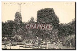 Surroundings of & # 39Ancenis Postcard Ancient Ruins Tumeliere has read (Joac...