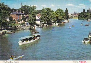 England Chester The River Dee