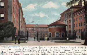 Yale University Berkeley Oval Postcard
