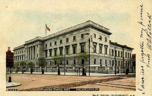 PA - Philadelphia. U.S. Mint circa 1904