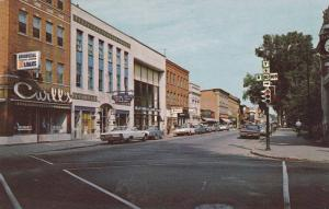 Business Section , FREDERICTON , New Brunswick , Canada, 50-60s