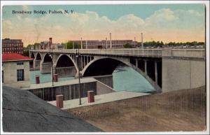Broadway Bridge, Fulton NY