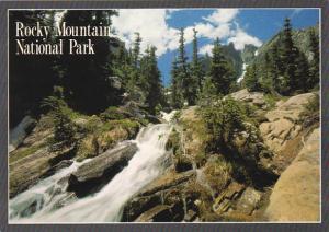 Colorado Rocky Mountain National Park Start Of Colorado River