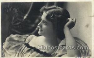 Foreign Film Stars Old Vintage Antique Postcard Post Card