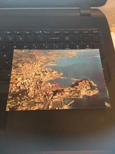 Vintage Postcard: Monte Carlo, Au Soleil De La Cote D Azur, General View