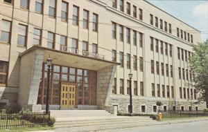 Ecole Normale , Salaberry-de-Valleyfield , Quebec , Canada , 50-60s