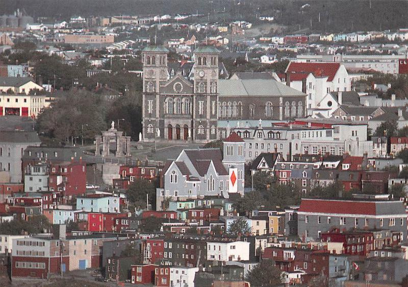 Canada St. John's Newfoundland The Basilica of St. John the Baptist