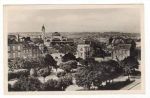 RP, Place Jourdan Et La Gare, Limoges (Haute-Vienne), France, PU-1949