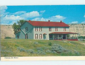 Unused Pre-1980 HISTORIC HOME Medora North Dakota ND c9767