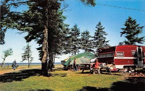 RV Parks/Campgrounds/Trailer Parks Rayner's Camping & Trailier Park Prin...