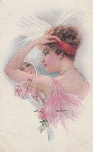 USABOL ; Flapper Girl , 1925
