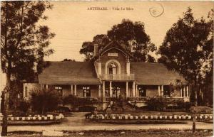 CPA Antsirane- Villa Le Reve MADAGASCAR (819999)