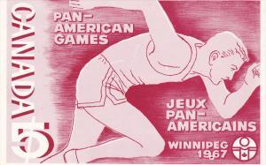 Jeux Pan-Americans , Winnipeg , Manitoba , Canada , 1967