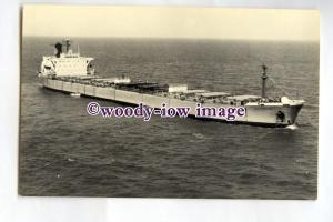pf0282 - Dutch Bulk Carrier - Sliedrecht , built 1975 - postcard