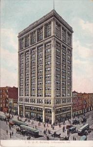 Indiana Indianapolis I O O F Building 1910