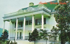 Alaska Juneau Governor's Mansion Alaska's White House