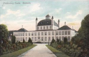 Denmark Friedensborg Castle