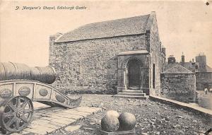 Scotland Edinburgh Castle, St. Margaret's Chapel