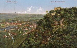 Thale, Bodetat, Harz, Germany, 20-30s ; Hotel Hexentanzplatz