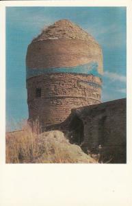 Central Asia UZBEKISTAN Samarqand Shah-i Zindah Dome of the Tuman-aga Mausoleum