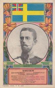 King of SWEDEN , 00-10s