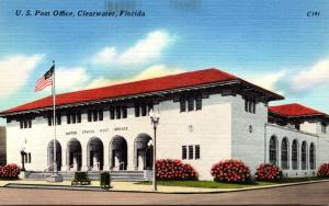 Florida Clearwater Post Office