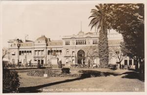 RP: Buenos Aires - Palacio de Gobierno , Argentina , 20-30s